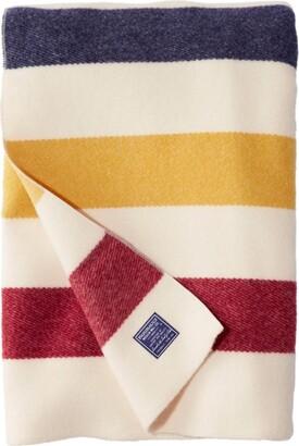L.L. Bean L.L.Bean Revival Stripe Blanket