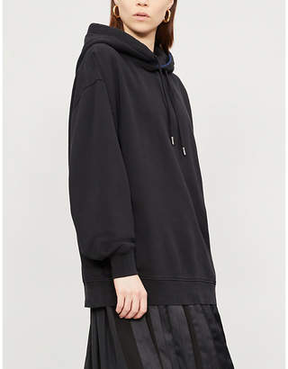 Acne Studios Oversized cotton-jersey hoody