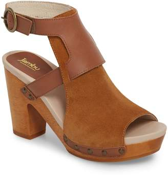 Jambu Gina Platform Sandal