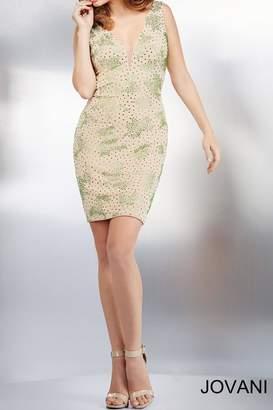 Jovani Glittery Party Dress