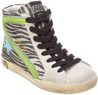 Golden Goose 8643914 Leather Sneakers