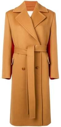 Roksanda belted double breasted coat