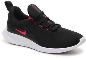 Nike Viale Youth Sneaker -Black/Pink - Girl's