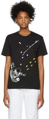 Raf Simons Black Astronaut Slim Fit T-Shirt