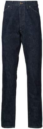 Lemaire straight leg jeans