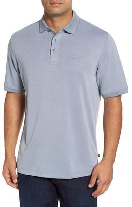 Tommy Bahama Little Zig Zag Short Sleeve Polo