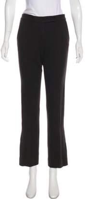 Missoni Mid-Rise Knit Pants Brown Mid-Rise Knit Pants