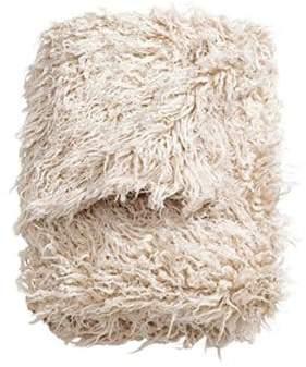 LUX FAUX FUR Faux Fur Throw