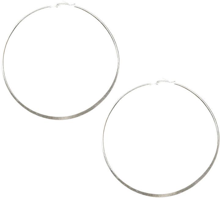 Arden B Large Basic Hoop Earring