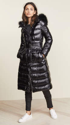 ADD Hooded Down Parka w/ Fur