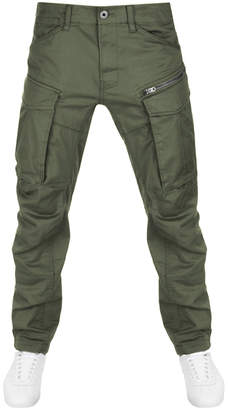 81f70c25159 G Star Green Trousers For Men - ShopStyle UK