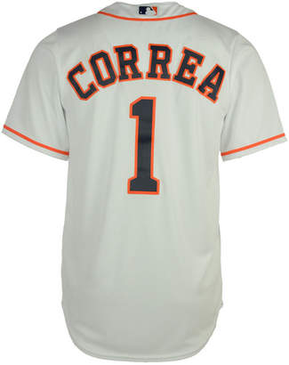 Majestic Men's Carlos Correa Houston Astros Replica Jersey