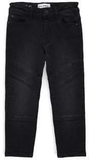 Chloé Little Girl's & Girl's Moto Jeans