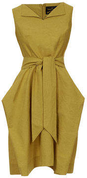 Vivienne Westwood Lotus Dress Yellow