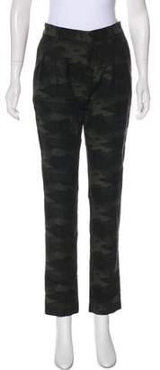 BLK DNM Mid-Rise Straight-Leg Pants