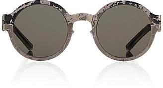 Maison Margiela Women's MMTRANSFER003 Sunglasses - Black