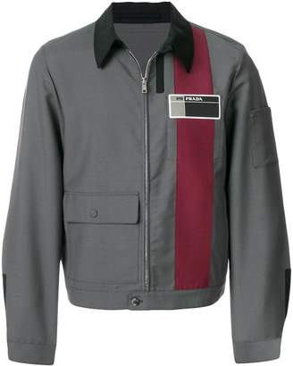 Prada zipped jacket