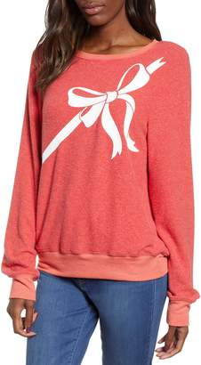 Wildfox Couture Gift Wrapped Sweatshirt