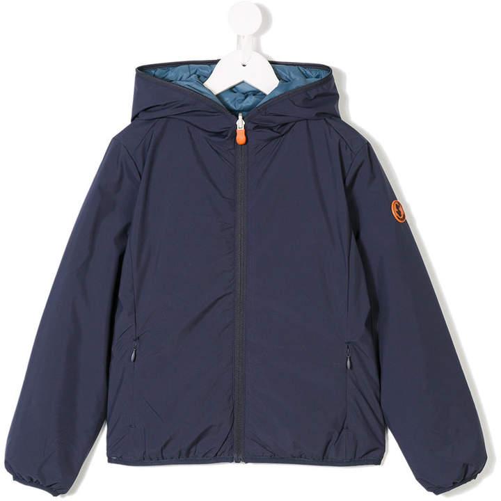 Save The Duck Kids reversible lightweight jacket