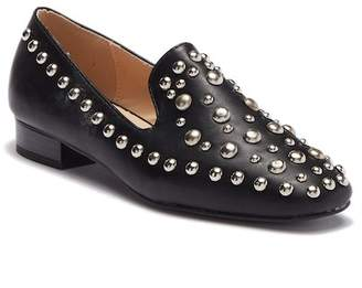 Chloé Chase & Cara Studded Mule Loafer