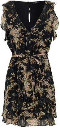 Paige Silk Tia Tropical Dress