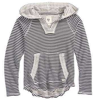 Billabong Laid Back Stripe Knit Hoodie