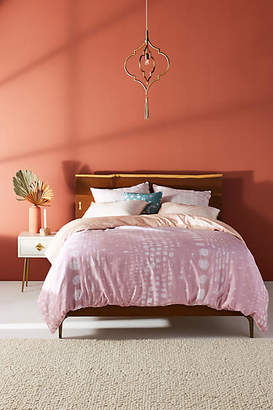 Anthropologie Olearia Duvet Cover