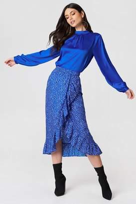 Rut & Circle Rut&Circle Long Frill Skirt
