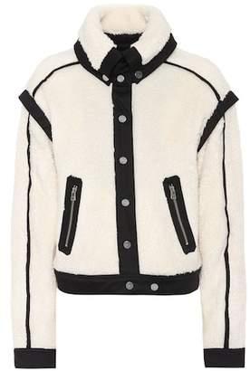 Veronica Beard Anita faux fur jacket