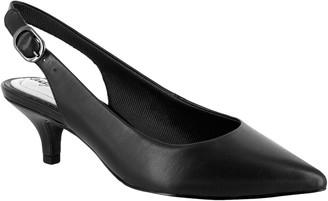 Easy Street Shoes Slingback Pumps - Faye