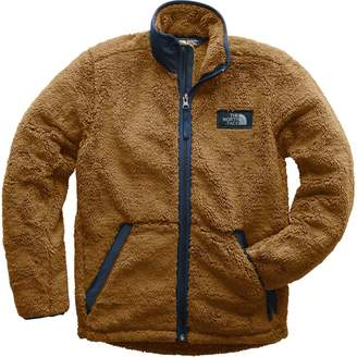 The North Face Campshire Full-Zip Fleece Jacket - Boys'