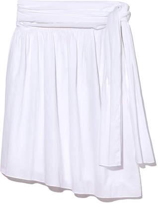 Merlette Singapore Key-Hole Wrap Skirt
