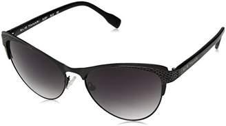 Elie Tahari Women's EL 201 BLK Cateye Sunglasses