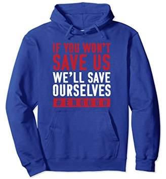 Enough School Walkout Hoodie Anti Gun #Enough Student Shirt