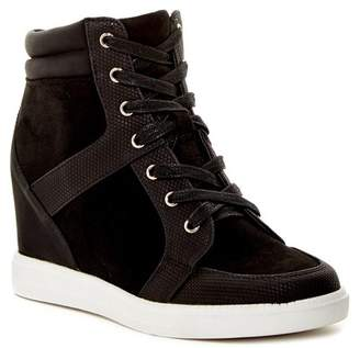 Call It Spring Quanna Wedge Sneaker $59.99 thestylecure.com