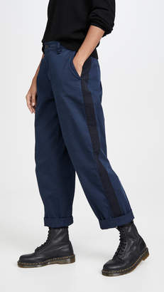 Rag & Bone Workman Pants With Side Stripe