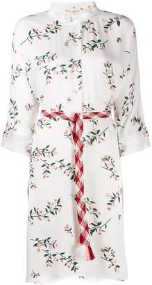 Bellerose floral blouse dress