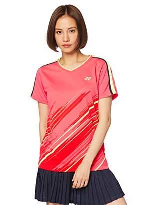 Yonex (ヨネックス) - [ヨネックス] テニスウェア ゲームシャツ [レディース] 20497 シャインピンク (706) 日本 L (日本サイズL相当)