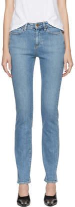 Simon Miller Blue Lowery Jeans