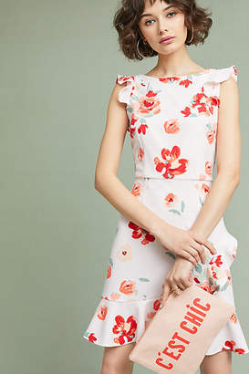 Donna Morgan Francis Wrap Dress