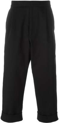 J.W.Anderson cropped trousers
