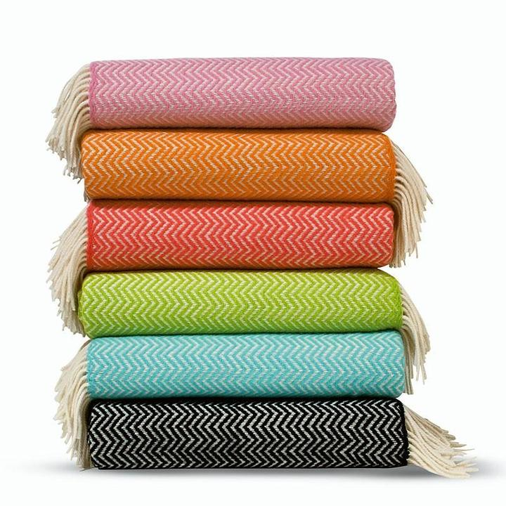 Missoni Home -hector pattern throw by missoni home of italy