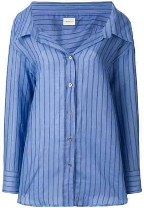 Simon Miller striped oversize shirt