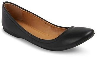 Mossimo Supply Co Women's Ona Scrunch Ballet Flat - Mossimo Supply Co. $16.99 thestylecure.com