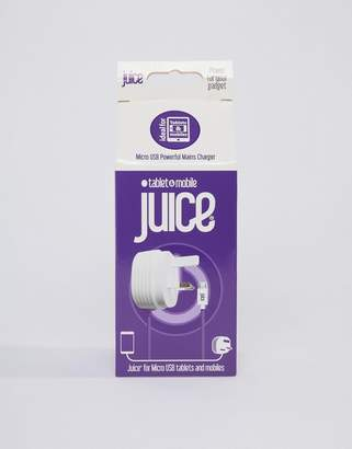 Juice Micro USB 2.1 AMP Charger