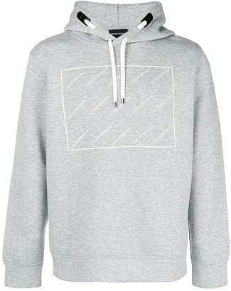 Emporio Armani basic hoodie