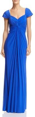 Decode 1.8 Twist-Front Gown