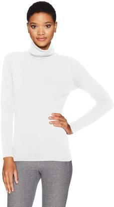Calvin Klein Women's Long Sleeve Turtleneck Tee