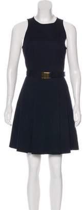 MICHAEL Michael Kors Sleeveless Pleated Dress Sleeveless Pleated Dress