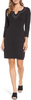 Tommy Bahama Pickford Embellished Sweater Dress